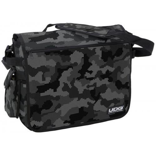 Udg ultimate courierbag digital camo grey u9420