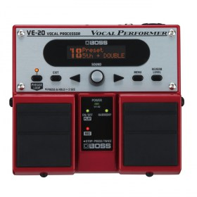 комплекты, Boss VE-20 Bundle