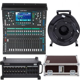 комплекты, Allen & Heath SQ5, Case, DX168/X Bundle I