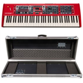 комплекты, Clavia Nord Stage 3 HP76 Case Bundle