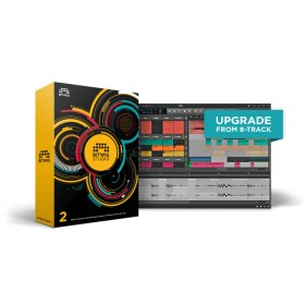 Bitwig upgrade from 8-TRACK Аудио редакторы