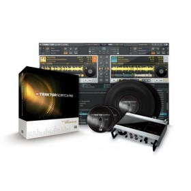 Native Instruments TRAKTOR PRO DJ софт