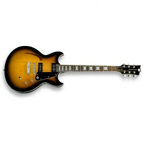 Reverend Manta Ray 290 Tobaco Burst Электрогитары