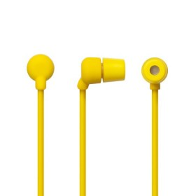 AIAIAI Swirl Earphone Yellow w/mic Вкладные наушники