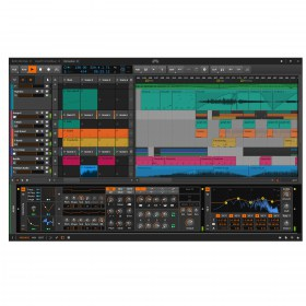 Bitwig Studio 2 Download Version Аудио редакторы