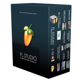 FL Studio 11 Signature Bundle Download version Аудио редакторы