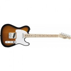 Fender Squier Affinity Telecaster MN 2-Color Sunburst Электрогитары