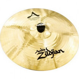 Zildjian 16` A` Custom Medium Crash Ударные инструменты