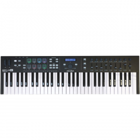 Arturia KeyLab Essential 61 Black Edition Миди-клавиатуры