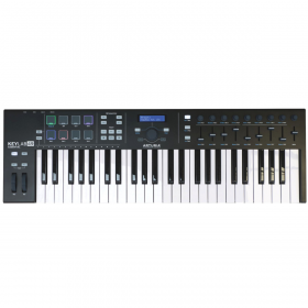 Arturia KeyLab Essential 49 Black Edition Миди-клавиатуры